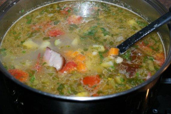 marmite de soupe au pistou - recettes provençale - © par Fanny GRW - Recettes d'ici et d'ailleurs