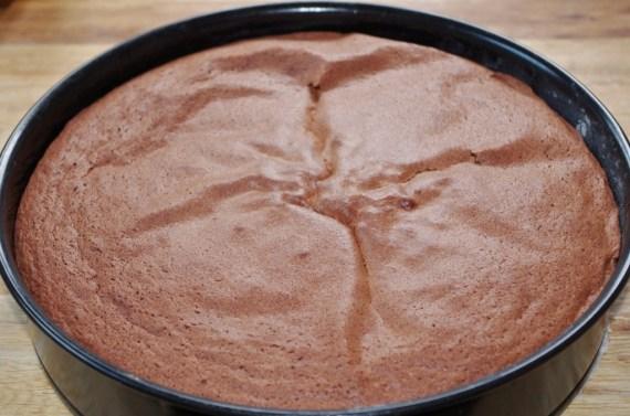 Moelleux au chocolat- recette gâteau d'anniversaire enfant