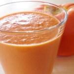 velouté de tomates - Cuisine maison © par Fanny GRW - Recettes d'ici et d'ailleurs