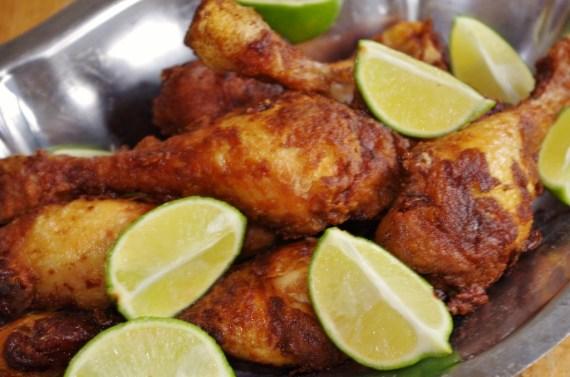 Poulet fris au citron - Cuisine créole © par Fanny GRW - Recettes d'ici et d'ailleurs
