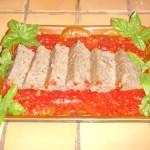 papeton d'aubergine et coulis de tomate - Cuisine maison © par Fanny GRW - Recettes d'ici et d'ailleurs