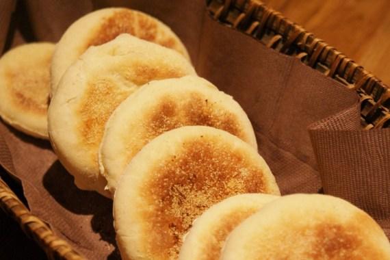 Muffins anglais - - Cuisine brittanique © par Fanny GRW - Recettes d'ici et d'ailleurs