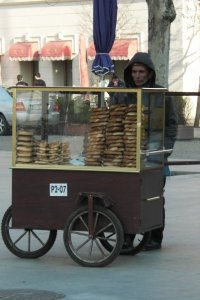 Streeefood à Istanbul©