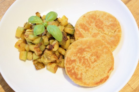 Galettes végétales aux pois chiches lentilles corail et cumin, recette vegan © Balico & co