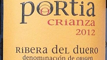 Portia Crianza 2012