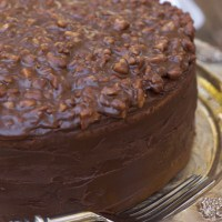 Texas Layer Cake