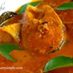 Grey Mullet Fish Curry
