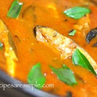 kudampuli fish curry