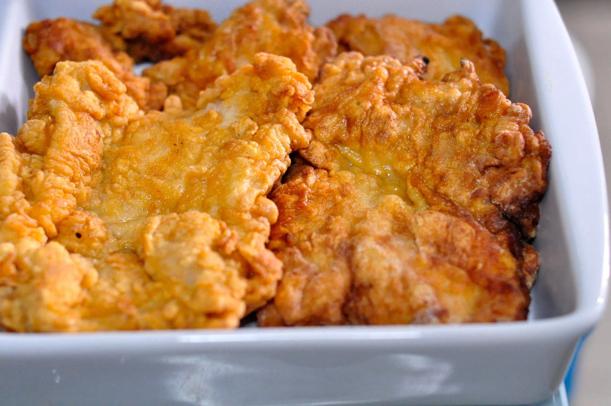 oven baked chicken chops