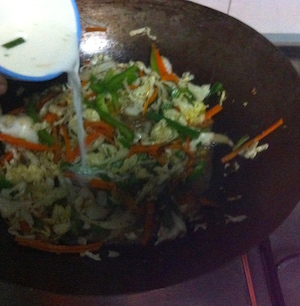 vegetable chow mein - 14