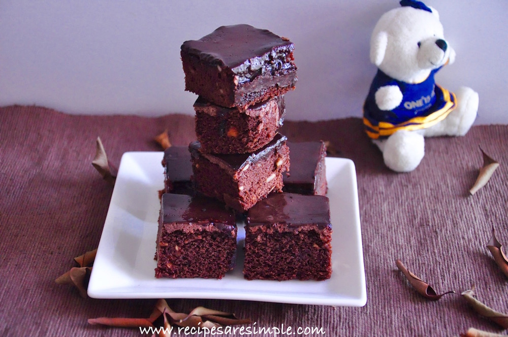 best frosted fudgy brownies