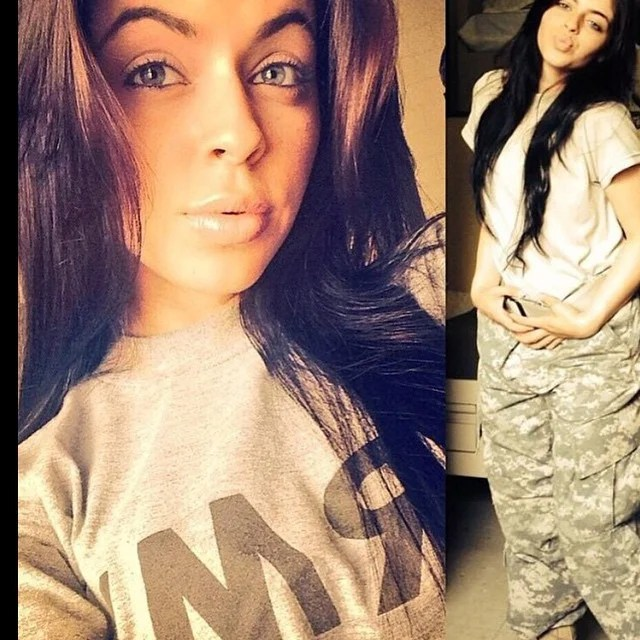 20 hot photo of us army girls you should follow on
