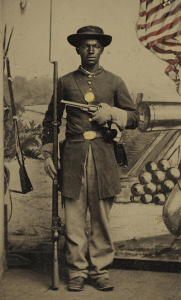 U.S. Colored Troop Unknown