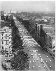 LC-USZ62-93080, Klan rally in DC, 1926