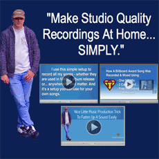 home recording tips youtube
