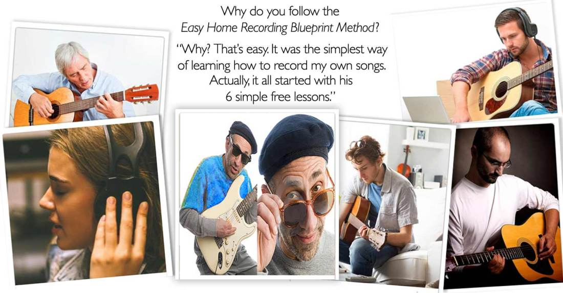 Free Home Recording Tips