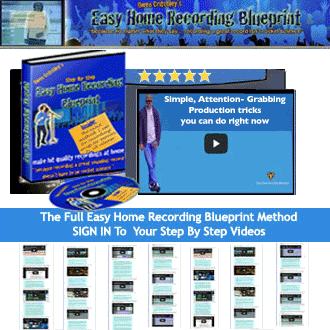 Easy Home Recording Blueprint Download