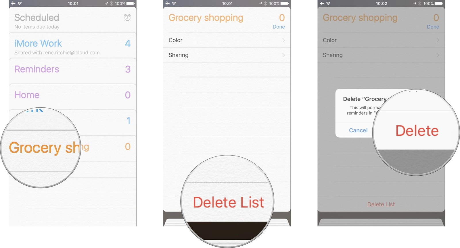 Fullsize Of Deleting Photos From Iphone