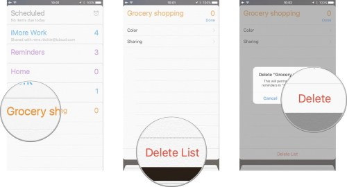 Medium Of Deleting Photos From Iphone
