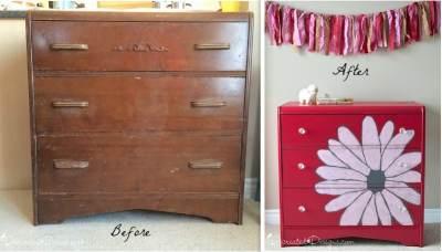 before-after-flower-dresser