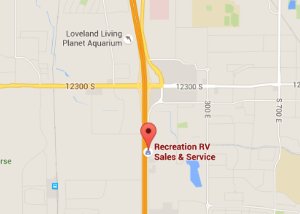 Location Recreation RV Sales Draper Utah