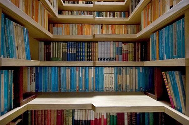 Biblioteca Escalera