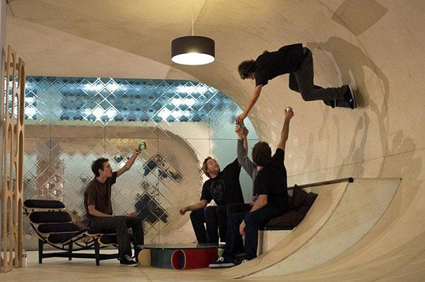 Cuarto Pista Skate