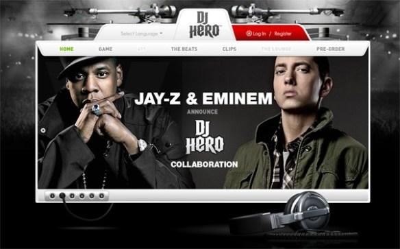 dj site