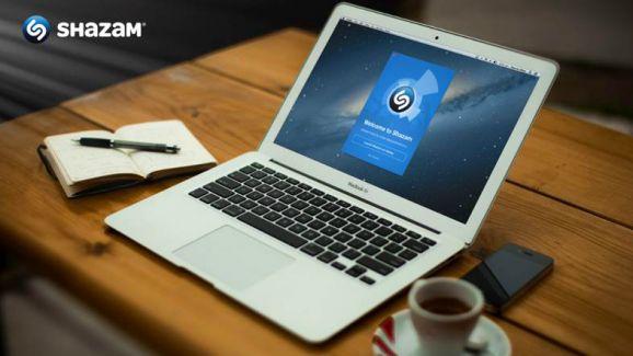 Shazam для Mac 1