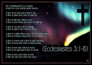 Ecclesiastes-3-1-8