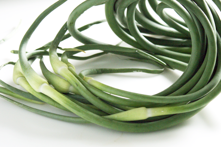 Garlic Scape, An Off-Menu Treat | Red Cook