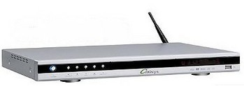 Omisyswifidvdplayer small Wi Fi HD DVD.