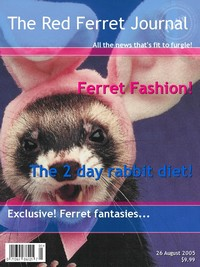 ferretmagazine thumb Magazine Covr and other Flickr toys...