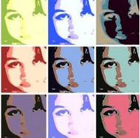 warholizer small The Warholizer   pop art your photos online