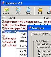 junkanoo small Junkanoo   free junk mail remover cleans up before the spam hits your inbox