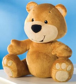 prenatalsoundteddybear small Prenatal Sound Teddy Bear   soothing sounds for happy rug rats