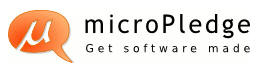 micropledge microPledge   got a software project idea, need funding?