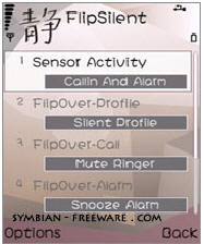 flipsilent FlipSilent   switch your Nokia N95 to silent mode simply by flipping it over