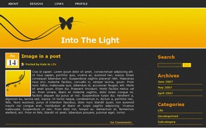 freewordpressthemes small Free WordPress themes   nice selection of elegant designs for download