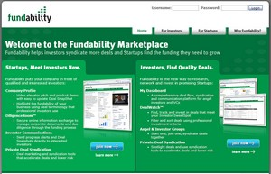 fundability small Fundability   helping startups find investors and investors find startups