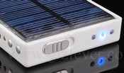 multifunctionsolarcharger small Multifunction Digital Solar Charger   charge, illuminate, check and rock out