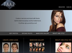 taaz small Taaz   online makeover tools get Web 2.0...er...makeover