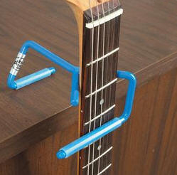 dangleguitarhanger John Pearse D Angle Guitar Hanger   hang your guitar out of danger with one simple bracket