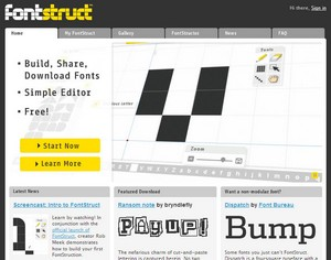 fontstruct small FontStruct   create and share your own fonts for free