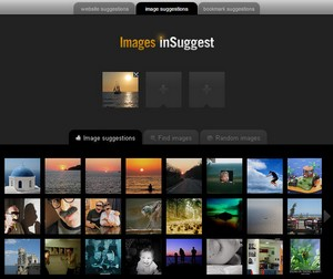 insuggest small InSuggest   fast simple Flickr image and site finder