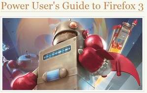 powerusersguidetoff3 small Power Users Guide to Firefox 3   use it and enthuse it!