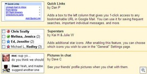 googlemaillabs2 thumb Google Mail Labs   cool new experimental email features now online at the big G