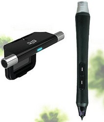 penandfreeduo small1 Duo Wireless Digital Pen Mouse   turns your laptop into a touchscreen tablet