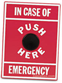 emergencyyodelbutton Emergency Yodel Button   just in case things get on top of you...