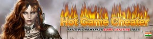 hotgamecheater small Hot Game Cheater   your secret weapon against the game makers